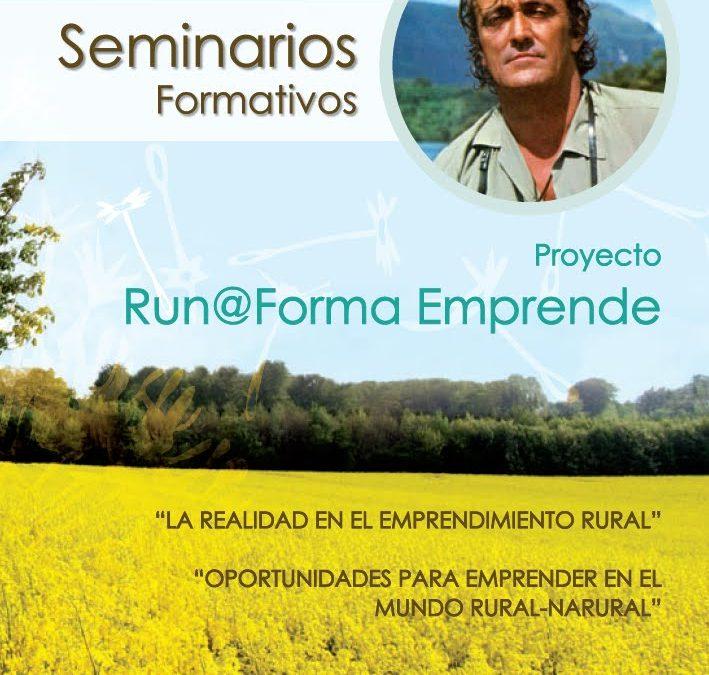 Programas de la Fundación Félix Rodríguez de la Fuente para el fomento del emprendimiento en áreas rurales