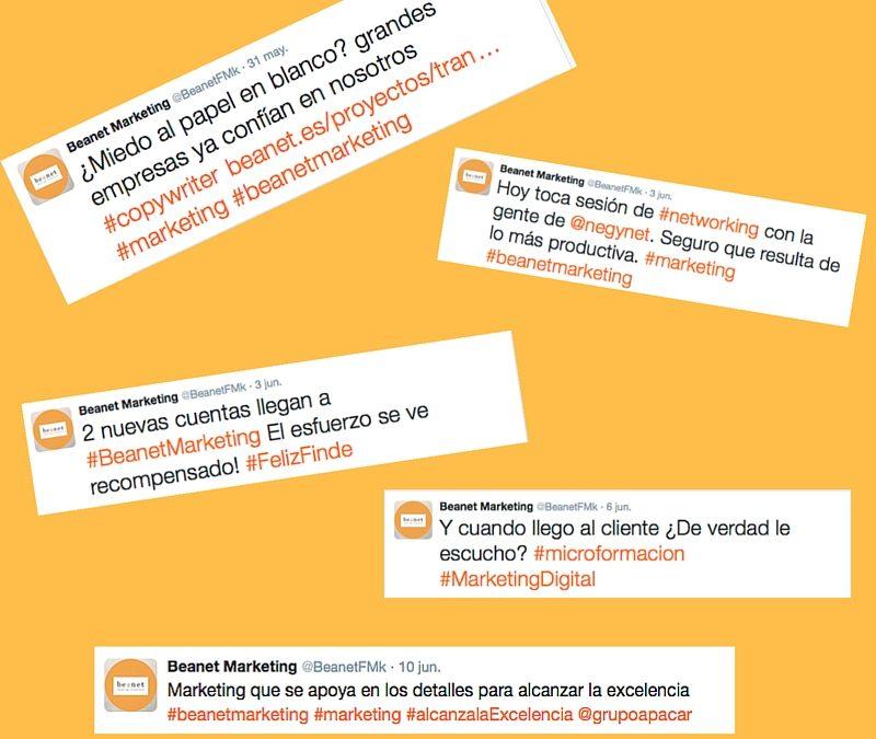 Uso de Hashtags: qué, cuándo y dónde