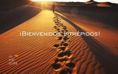 ¡Bienvenid@s Intrépid@s!